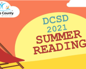 2021 summer reading graphic