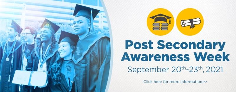 post secondary awareness week