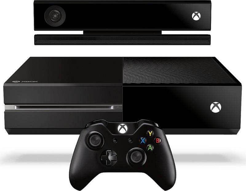 Xbox One + Kinect + pad