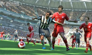 Gameplay de PES 2014 desde la Gamescom