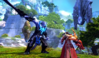 Ya disponible la actualización 4.0 de AION Free-to-Play