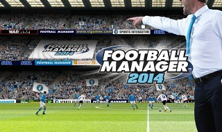La interfaz de usuario de Football Manager 2014
