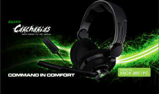 Razer Carcharias: Review