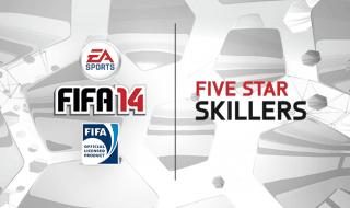 Los jugadores con 5 estrellas de habilidad en FIFA 14