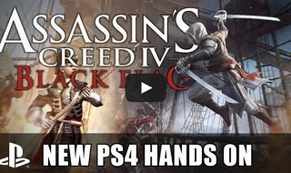 Gameplay de la versión para PS4 de Assassin's Creed IV: Black Flag