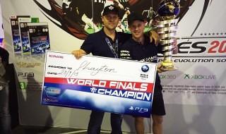 Patrick Maier es el campeón de las PES World Finals 2013