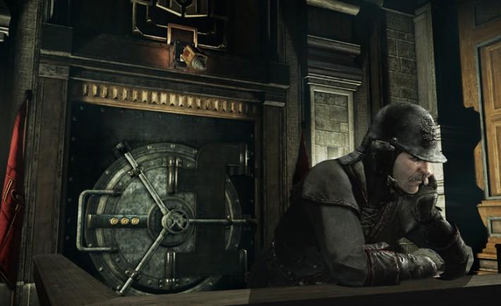 Thief Pantalla The Bank Heist