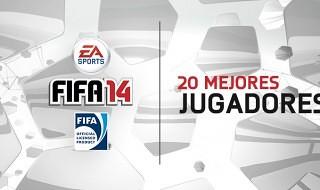 Los 20 mejores jugadores de la liga española en FIFA 14