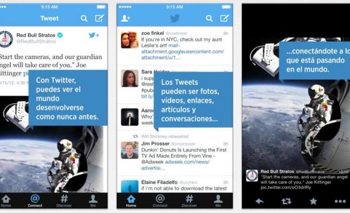 Twitter iOS 7