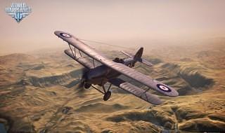 World of Warplanes retrasa su lanzamiento
