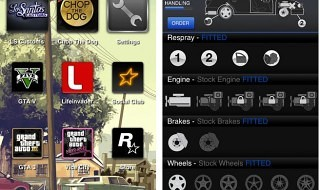 iFruit, la app de GTA V, ya disponible para Windows Phone