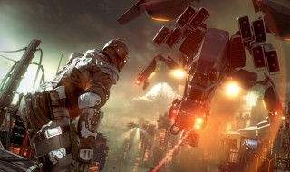 Gameplay de Killzone: Shadow Fall desde el TGS
