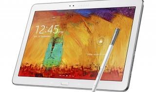 Samsung presenta la nueva Galaxy Note 10.1 (2014)