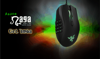 Unboxing y review de Razer Naga 2014 y Razer Manticor