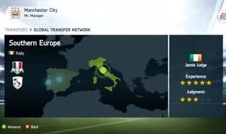 La nueva red global de traspasos de FIFA 14