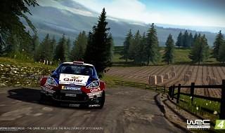 Tercer vídeo con gameplay de WRC 4