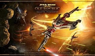 Galactic Starfighter, nueva expansión para Star Wars: The Old Republic
