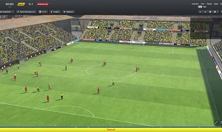 El modo clásico de Football Manager 2014