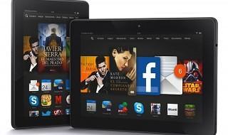 Los nuevos Kindle Fire HD y Fire HDX ya tienen fecha de lanzamiento en España