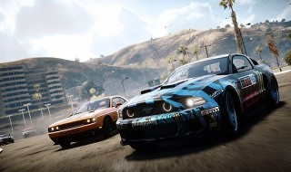 Ken Block se alía con Need for Speed
