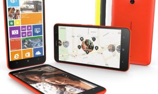 Los Nokia Lumia 1520 y 1320 ya tienen fecha y precio en España