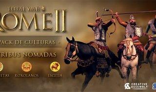 El Pack de Culturas de las Tribus Nómadas para Total War: Rome II ya disponible, gratis la primera semana