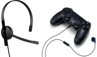 PS4 y Xbox One no permitirán usar headsets de terceros en su lanzamiento
