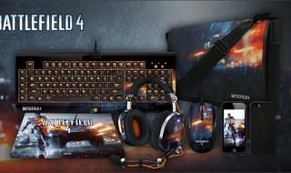 Los perifericos de Razer personalizados para Battlefield 4