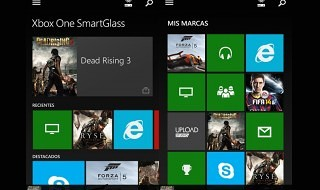 La aplicación SmartGlass de Xbox One ya disponible para Windows Phone