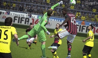 La tercera actualización de FIFA 14 ya disponible para PC, pronto para PS3 y Xbox 360