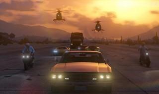 Ya disponible la actualización 1.05 de GTA V y GTA Online