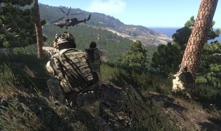 Survive, primer episodio de la campaña de Arma III, ya disponible