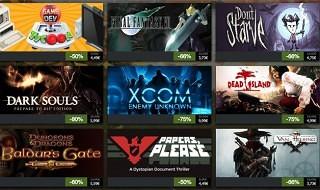 Segundo día de ofertas de otoño en Steam