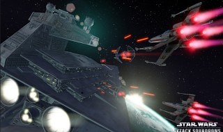 Anunciado Star Wars: Attack Squadrons