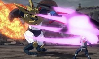 Primer trailer de Naruto Shippuden: Ultimate Ninja Storm Revolution