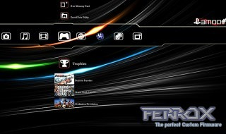 CFW Ferrox 4.53 v1.00 para PS3