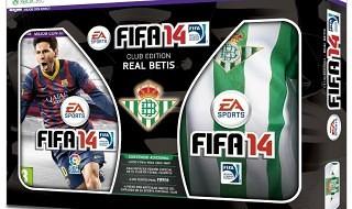 Las Club Edition de FIFA 14 a partir de mañana por 82€