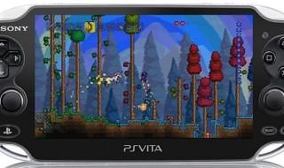 Terraria llega hoy a PS Vita