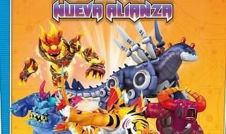 El juego de cartas de Invizimals: Nueva Alianza, mañana a la venta