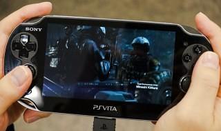 Así luce Metal Gear Solid V: Ground Zeroes en PS Vita vía juego remoto