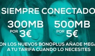 Ya disponible el Bonoplus de 500MB de Tuenti Móvil