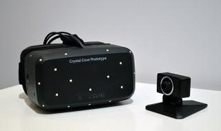 Crystal Cove, nuevo prototipo de Oculus Rift
