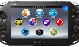 El nuevo modelo de PS Vita (PCH-2000) llegará a UK el 7 de febrero