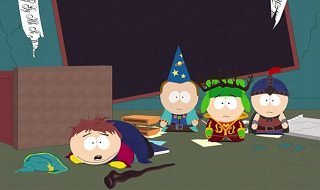 Primeros 13 minutos de gameplay de South Park: The Stick of Truth