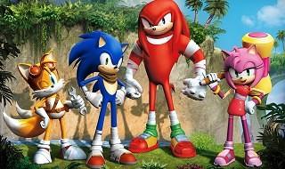 Anunciado Sonic BOOM: juego, serie de TV y línea de juguetes