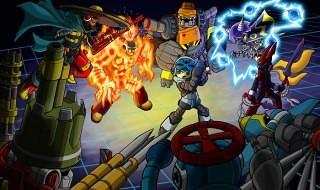 Nuevo gameplay de Mighty No. 9 desde la GDC 2014
