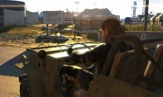 Nuevas imágenes de Metal Gear Solid V: Ground Zeroes