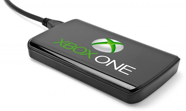 Xbox One HDD Externo