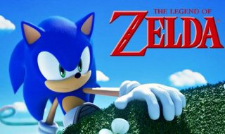 Mañana llega a Sonic: Lost World un DLC ambientado en Zelda