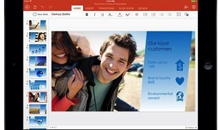 Microsoft anuncia Office para iPad